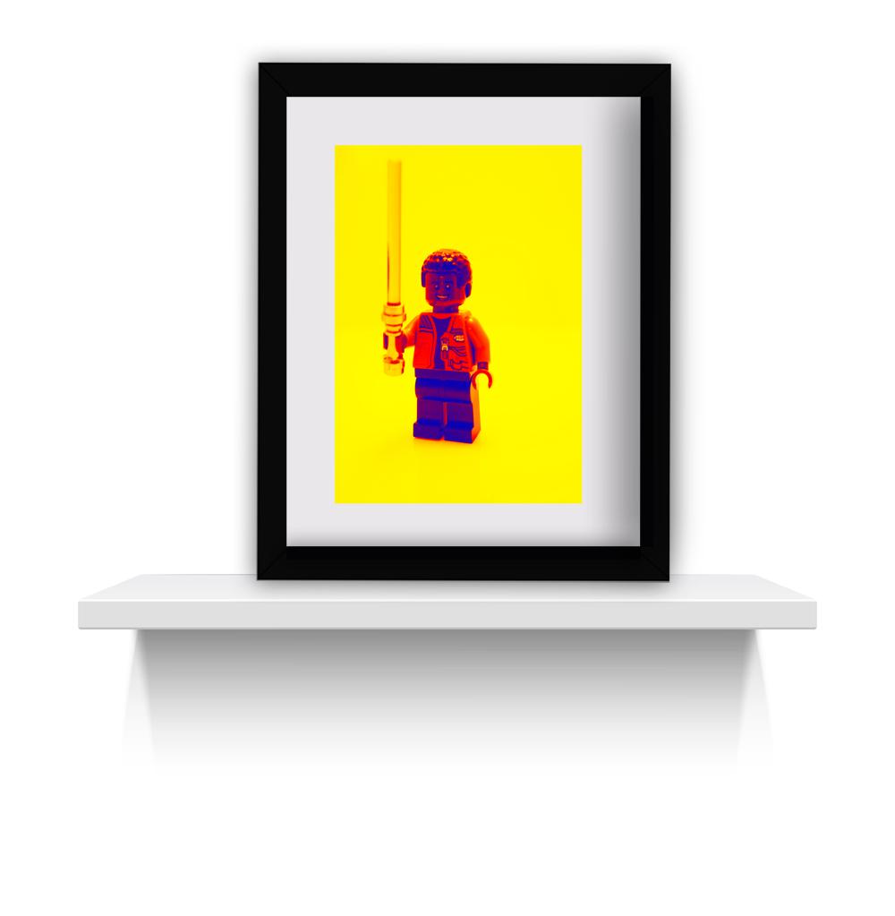 Star Wars inspired art prints | Pop art Framed art prints and canvas ...