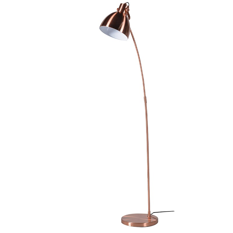 Floor Copper Floor Standing Lamp